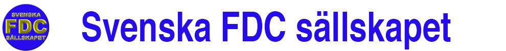 Svenska FDC sällskapet